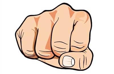 "UFC无限制格斗 一记""上钩拳"" 直接KO对手 干净漂"