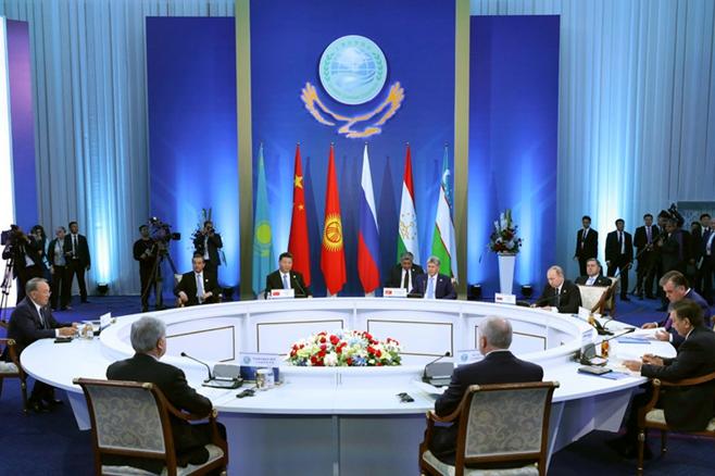 上海合作组织成员国元首阿斯塔纳宣言