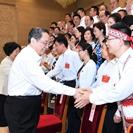 CPC members of Taiwan origin urged to boost cross-Strait relations