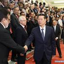 Chinese vice premier stresses media role in Belt and Road Initiative