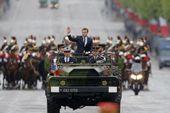 法国对英雄的敬仰无处不在