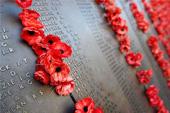 澳大利亚战争纪念馆纪念一战阵亡士兵
