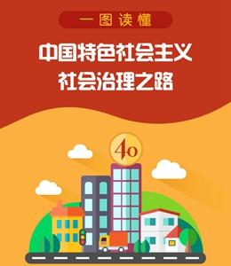 一图读懂中国特色社会主义社会治理之路