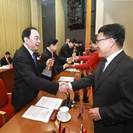 Senior CPC official calls for steadfast, professional efforts among pressmen