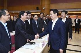 Chinese vice premier stresses importance of taxation