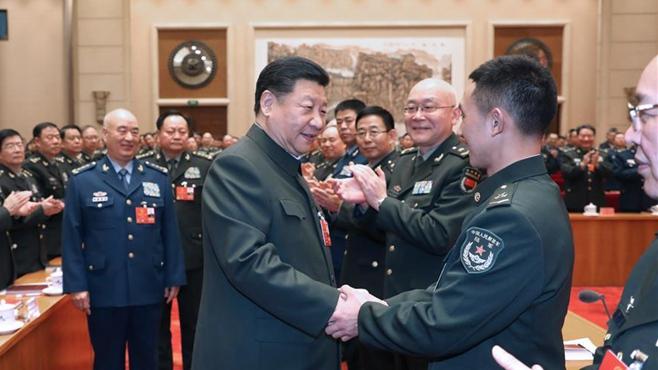 习近平:扎扎实实推进军民融合深度发展