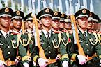 出席解放军代表团全体会议