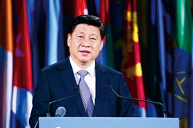 Xi Jinping -- champion of dialogue of civilizations