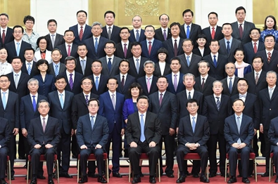 Xi meets Chinese diplomatic envoys to foreign countries