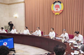 Political advisors discuss consolidating poverty relief achievements