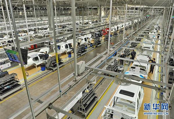 5年来,产业升级转移方兴未艾:北京现代汽车沧州第四工厂建成投产,天津